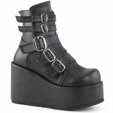 4331077fa7 Platform Goth Boots for Women for sale | eBay