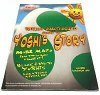 ❤️Yoshi's Story: Totally Unauthorized Strategy Guide Book BradyGames New! N64
