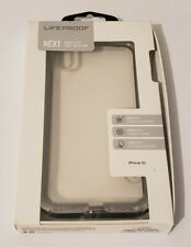 LifeProof NEXT Series Case for iPhone XR - Clear/Black
