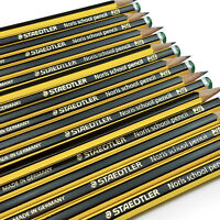 5-50 Staedtler Noris Pencils - 2H - School Pencils Art Drawing Sketching Pencil