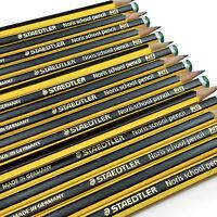 5-50 Staedtler Noris Pencils - 2H - School Pencils Art Drawing Sketching Pencil