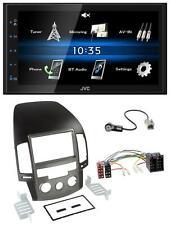JVC 2DIN Bluetooth MP3 AUX USB Autoradio für Hyundai i30 (ab 08)