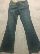 new Outlooks Flare jeans size 5 medium wash 34.99