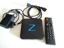 SMART BOX ZENOPLIGE ANDROID - PER AVERE NETFLIX AMAZON PRIME YOUTUBE SULLA TV