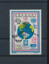 LM43197 Uruguay 1978 philatelic exhibition fine lot MNH