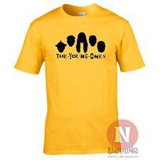 The Young Ones Camiseta Culto Tv Divertido Retro Años 80 Ochentas Camiseta
