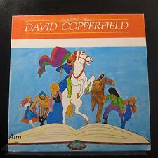 Unknown Artist - The Story Of David Copperfield LP VG+ AIM 02088 Vinyl Record