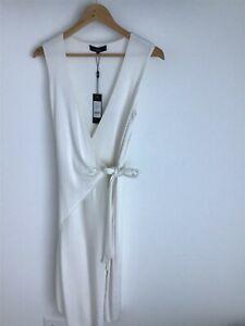 SABA  Wrap Dress Size 6 BNWT RRP