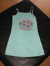 Kleid  Sommerkleid hellblau Gr. 122