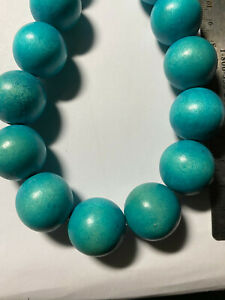 Wood Beads ***UPICK*** Round Wood Beads  *** All Colors & Sizes ***