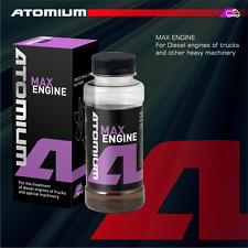 ATOMIUM MAX Engine Lorry Truck Treatment Restoration Protection Additive