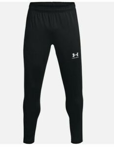 UNDER ARMOUR Challenger Knit Trousers Mens Black Size UK Small S *REF179