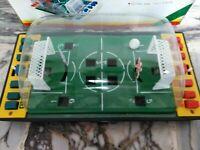Soccer game da tavolo gioco vintage in scatola