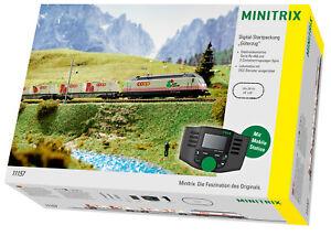 """Trix 11157 Digital-Startpackung """"Güterzug""""  mit MS 66955 Einmalserie#NEU in OVP#"""