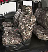 SeatSaver Seat Protector: 2015-21 Fits CHEVROLET COLORADO & GMC CANYON CREWCA...