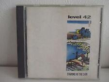 LEVEL 42 Staring at the sun 837247-2 CD ALBUM