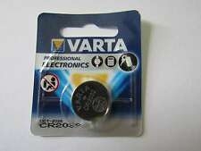 5x CR2032 Knopfzelle Lithium CR2032 3V 230mAh Varta AR1085