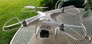 DJI Phantom 4 Rear Camera Mount for-GoPro-Fusion-Sequoia-FLIR- AgroCam