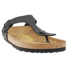 Sandali e scarpe zeppi marca Birkenstock per il mare da donna piatto ( meno di 1,3 cm )