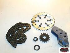 1994 Kawasaki KLX 650 Rear Back Front Sprocket Chain Gear 42041-1419