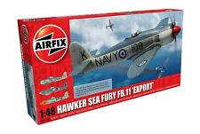 Hawker Sea Fury FB.11 'Export' Series 6 1:48 Air Fix Model Kit