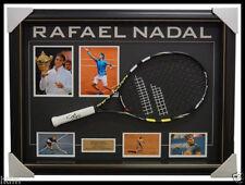 Original Tennis Memorabilia Photos