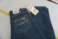 MISS TRENDY Damen Jeans stretch Hose Gr.36 26/32 W26 L32 darkblue NEU #C17