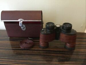 BINOCULARS - EVERLITE - With Case And Strap 8x32 143m at 1000m