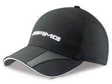 Genuine Mercedes-Benz Black AMG Carbon Baseball Cap B66952706 NEW