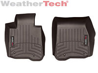 WeatherTech Floor Mats FloorLiner for BMW 4-Series RWD / M4 - 1st Row - Cocoa