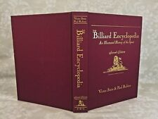 The Billiard Encyclopedia 2nd Edition Victor Stein Paul Rubino 1996 Dust Cover
