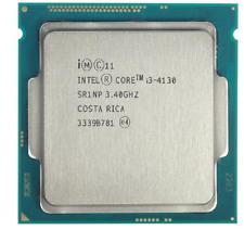 CPU PROCESSORE INTEL CORE i3-4130 3M Cache, 3.40GHz LGA 1150 SR1NP 5 GT/s DMI2