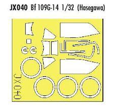 Eduard 1/32 Messerschmitt Bf 109G-14 paint mask # JX040