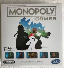Hasbro Nintendo Collector's Edition Monopoly Gamer Limited Edition