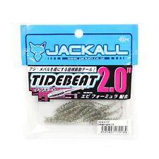 Jackall Soft Señuelo Tide Beat 2 Pulgadas Chirimen Monster (0184)