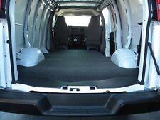 BedRug VanRug VRG96X Extended Cargo Van Mat 96-17 Chevy Express/GMC Savana