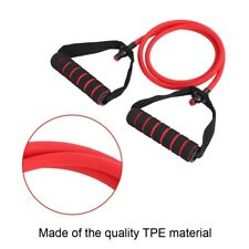 Exercise Resistance Band with Handle Home Training Long Stretching Cord Fitness