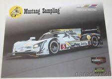 2017 Action Express Racing #5 Cadillac DPi-V.R Rolex 24 IMSA WTSC postcard