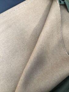 Camel Wool Blend Medium Weight Coating 150 x 65 Cm