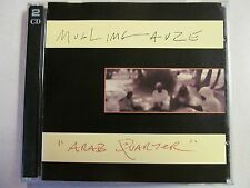 MUSLIMGAUZE ARAB QUARTER RARE USED 1996 2 DISC CD SOLIELMOON BRYN JONES VG