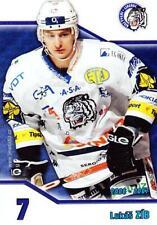 2006-07 Czech Bili Tygri Liberec Postcards #12 Lukas Zib