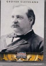 2012 Panini Americana Heroes & Legends Grover Cleveland