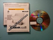 Microsoft Outlook 2000 X03-80522 Originale con Product Key