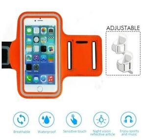 """SPORT ARMBAND 4.7"""" SUITS IPHONE 6/6S 5.5"""" IPHONE 6+ FOR RUNNING GYM EXCERCISE"""