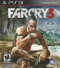 Far Cry 3 PS3 - LN