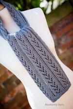 Cotton Lace Crocheting & Knitting Patterns