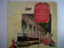 LP MOZART piano concerto 24, W. Klien P. Maag TV 34178s