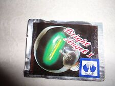 Bright Angel I - 1 1/2 inch, Individually Foiled Glow Stick - Blue