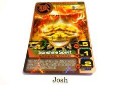 Animal Kaiser Evolution Evo Version Ver 2 Bronze Card (S088E: Sunshine Spirit)