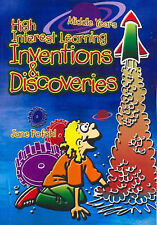 Teacher Resource Book HIGH INTEREST LEARNING INVENTIONS AND DISCOVERIES MIDDLE